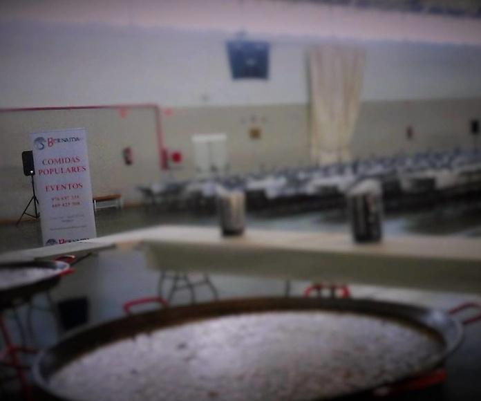 Paellla de verduras: Soluciones para sus comidas de Eventos Bernama