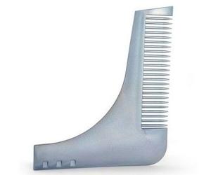 Peine-guía para barba (Plantilla)