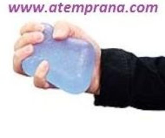 Agarre de gelatina (Jelly grip) Media: Alquiler de sillas de ruedas de Atemprana