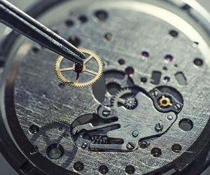 Taller de relojería en León