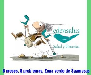 8 meses 8 problemas. Zona verde de Saamasas