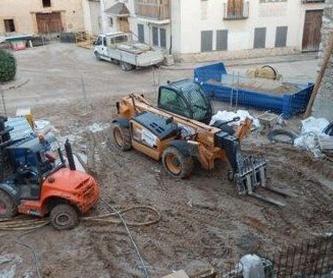 Proyectos, reformas y decoración: Servicios de Domingo Trigos Contratas y Construcciones, S. L.