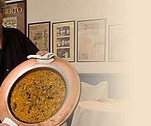 Los mejores restaurantes utilizan en sus paellas el mejor arroz , arroz flor de Calasparra