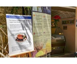 Gelat Artesà de Peratallada en los mejores restaurantes de Girona