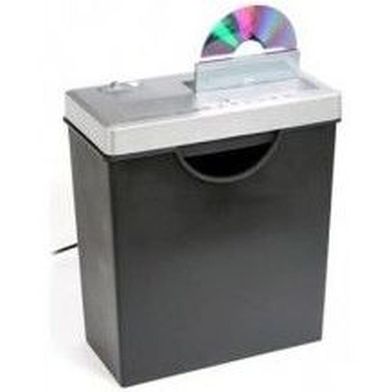 OMEGA Destructora Papel-CD & Tarjetas de Crédito : Productos y Servicios de Stylepc