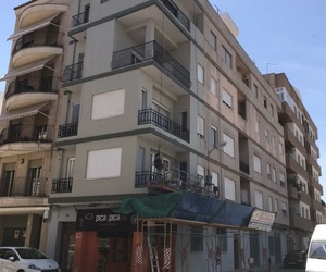 Rehabilitación y restauración de fachadas