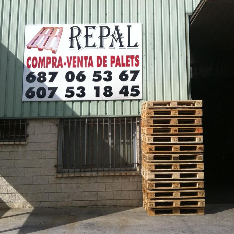 Palets: Productos y servicios de Repal - Palets Cuenca, S.L.