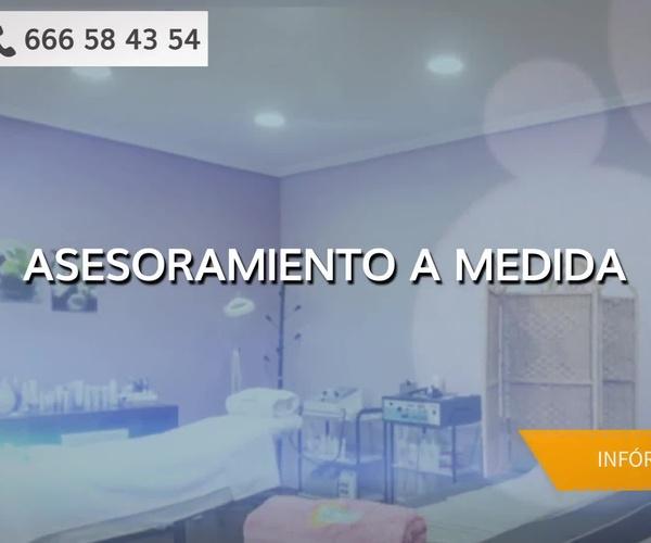 Tratamiento con radiofrecuencia en Jaraicejo: New Look
