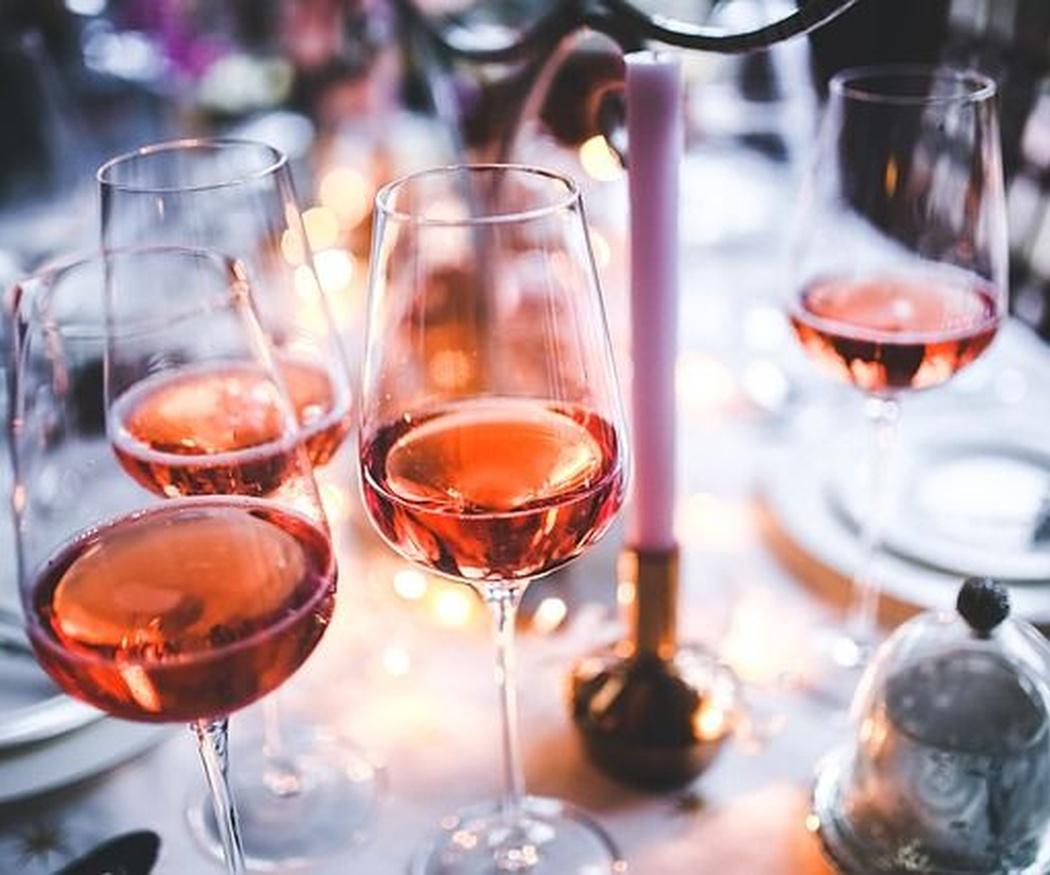 El vino rosado está de moda