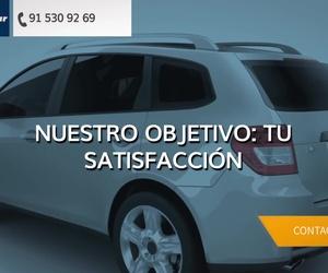 Alquiler monovolumen en Madrid centro | PlanCar