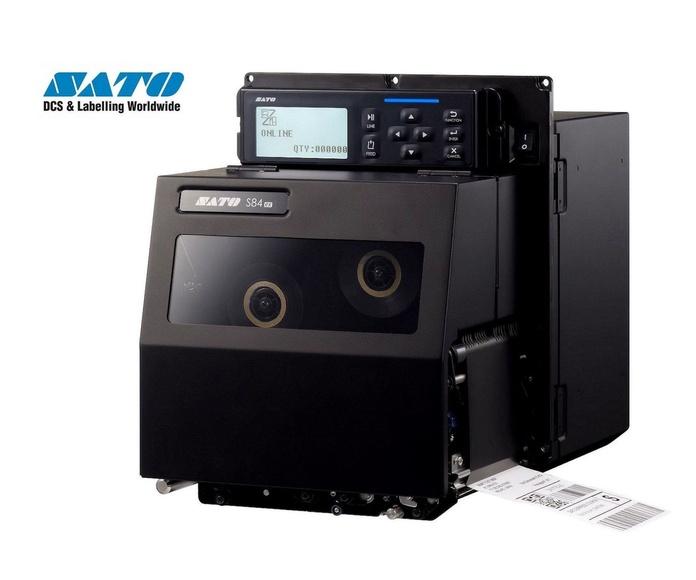 Sato S84ex Print Engine