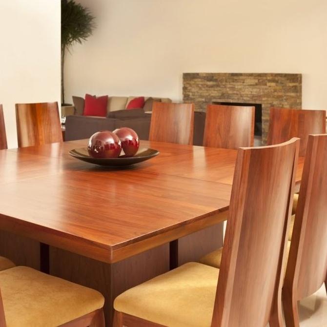 Cómo tener los muebles de madera siempre brillantes