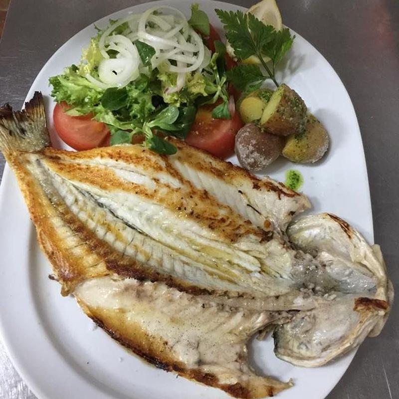 Pescados: Nuestra Carta de Restaurante Remy