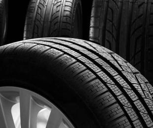 Los dibujos de los neumáticos