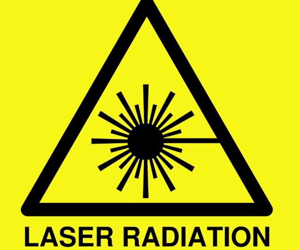 Protección para quienes usan las máquinas de corte por láser