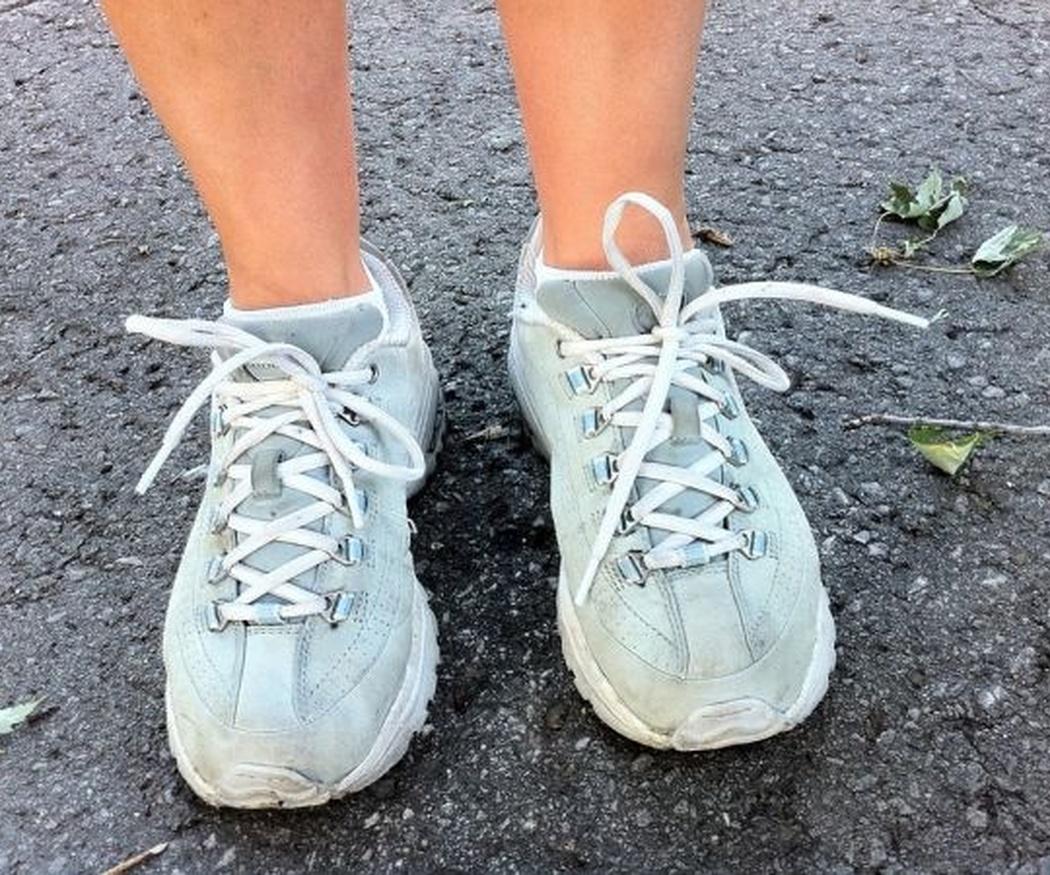 Mima tus pies si corres