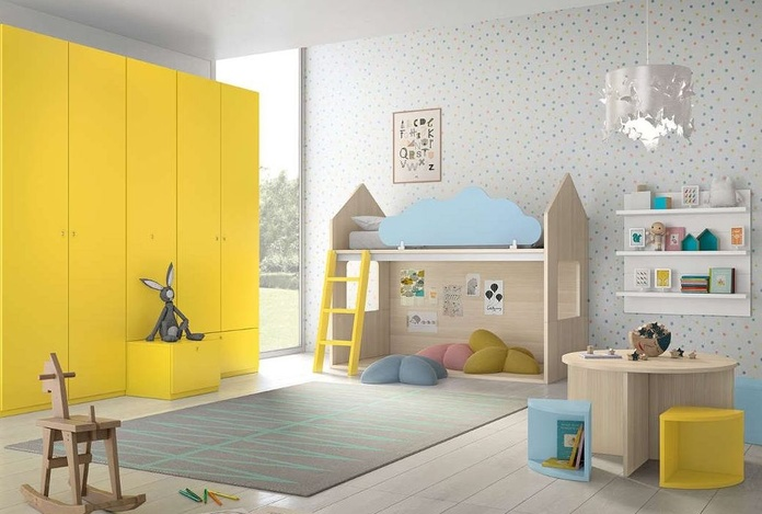 Juvenil JV_8: Muebles de Spais a Mida