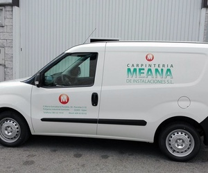 Rotulación de furgonetas en Asturias