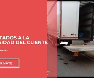 Agencia de transportes en Vitoria: Arabatrans