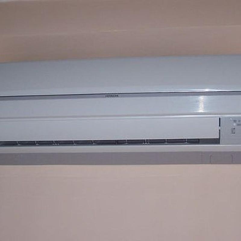 Aire acondicionado: Productos y servicios de Pascual Electrodomésticos, S.L.