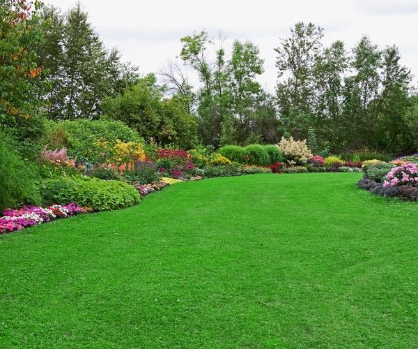 Trabajos integrales de jardinería