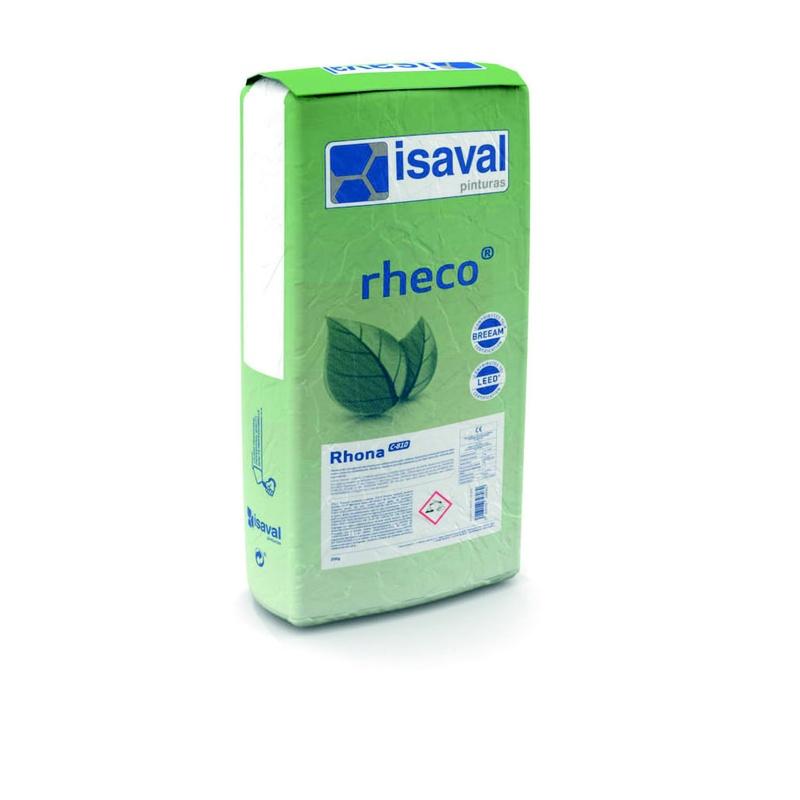 Rhona® C-800 de ISAVAL en almacén de pinturas en ciudad lineal.
