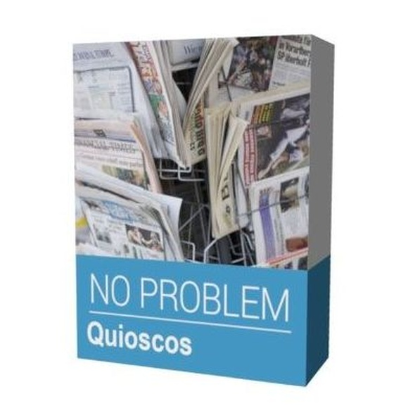 NO PROBLEM SOFTWARE QUIOSCOS : Productos y Servicios de Stylepc