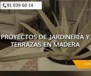 Tarima exterior en Las Rozas de Madrid: La Patioteca