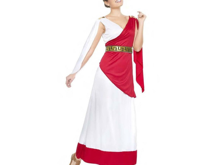 Disfraz dama romana