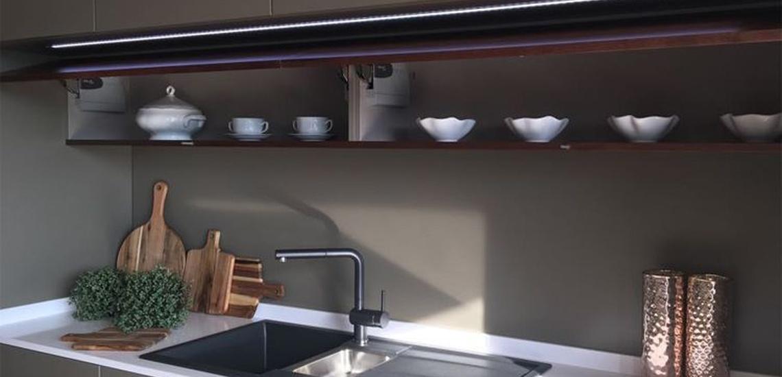 Fábrica de muebles de cocina de diseño en León