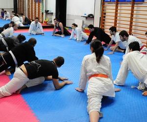 Escuela de kárate en Barcelona