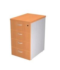 cajonera de 4 cajones altura mesa: Catálogo de productos de Despatx