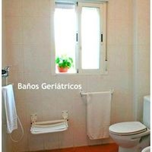 Baños geriétricos