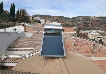 Energía solar térmica y fotovoltaica