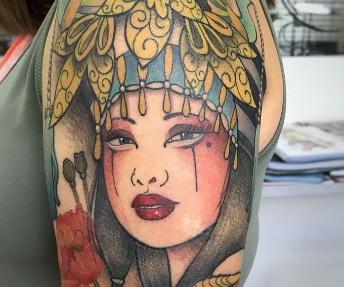Anaïs GD: Servicios de Vertikal Tattoo Studio