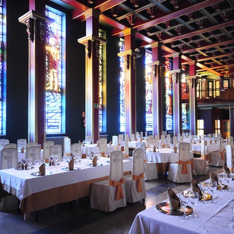 SALONES DE BODAS: HOTEL Y SPA de Hotel - Spa - Restaurante Convento I