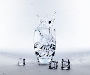 Venta de hielo en Madrid