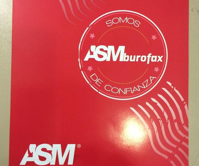 Nuevo servicio de ASMburofax