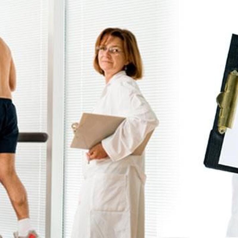 Control de peso: Servicios de Farmacia Eva Guillén