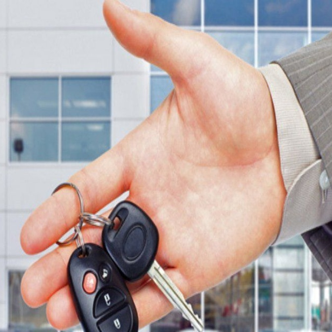 Reparar las llaves del coche