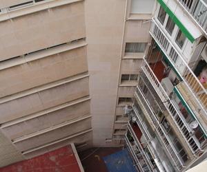 Reparación de terrazas en trabajo vertical