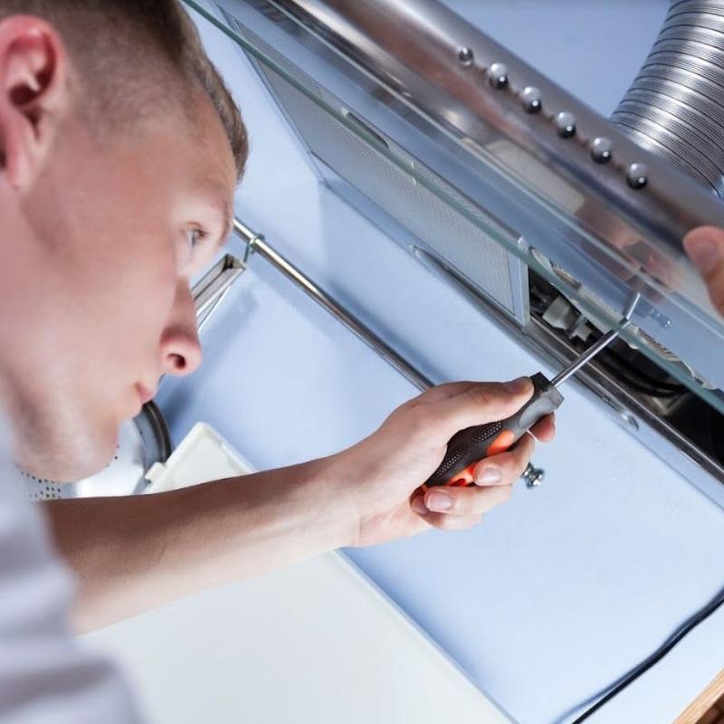Reparación de campanas: Servicios de Briotec