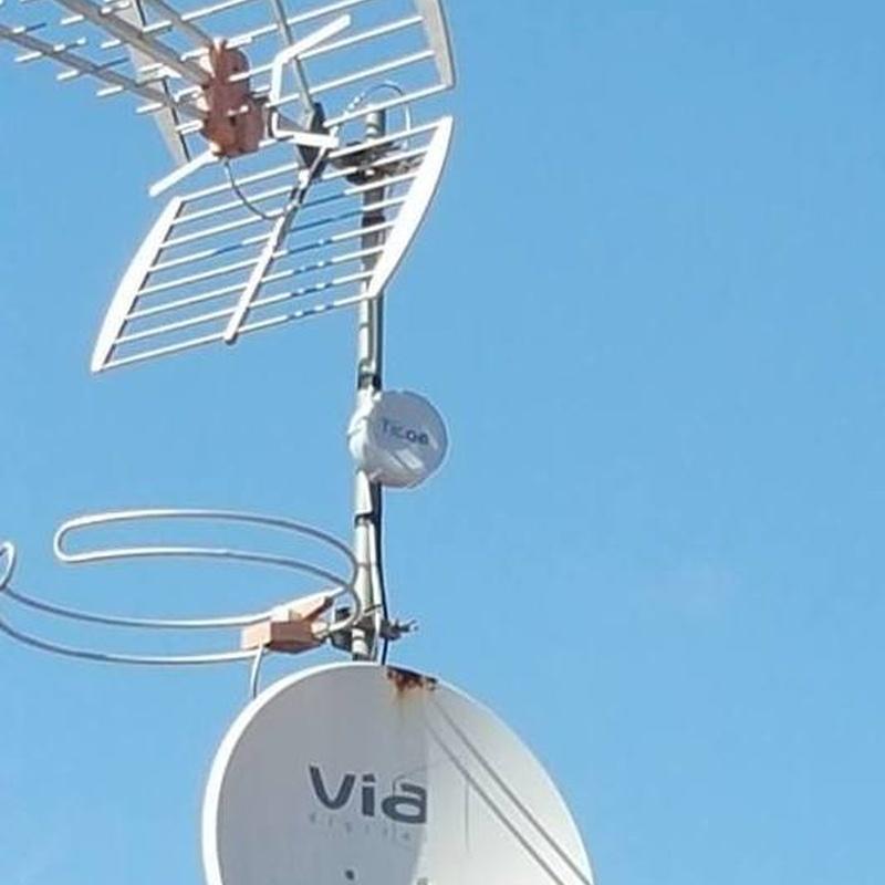 Antenas de TV: Que hacemos de Electrónica Illa
