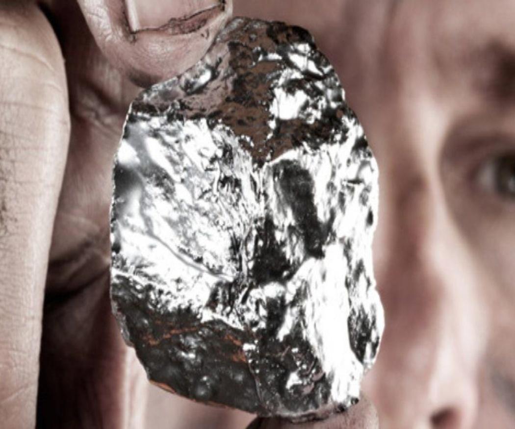 La explicación del símbolo de la plata