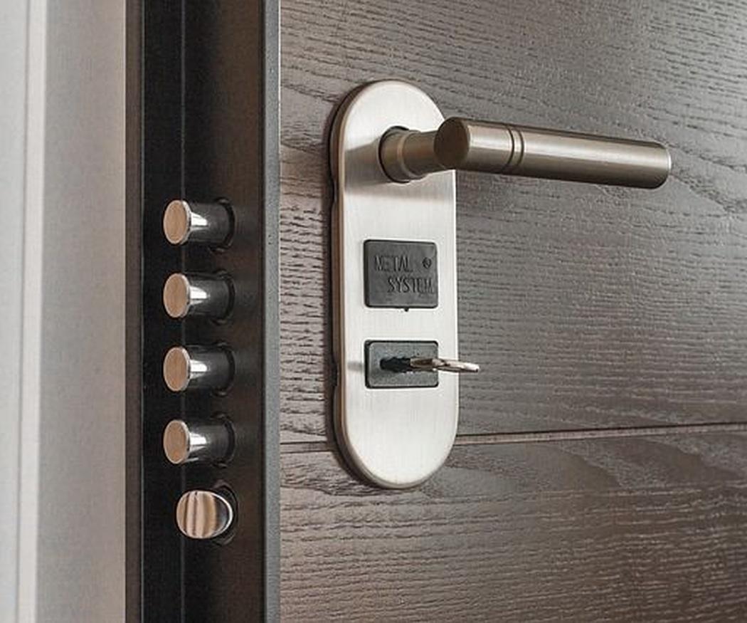 Tipos de cerraduras más usadas
