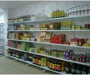 Estanterías de línea para supermercado