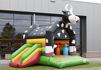 """castillo hinchable """"la vaca"""""""