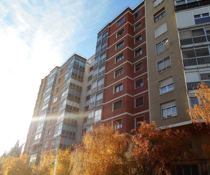 Alquiler Apartamento Avda. del Cid: Venta y alquiler de inmuebles de Inmobiliaria Renedo