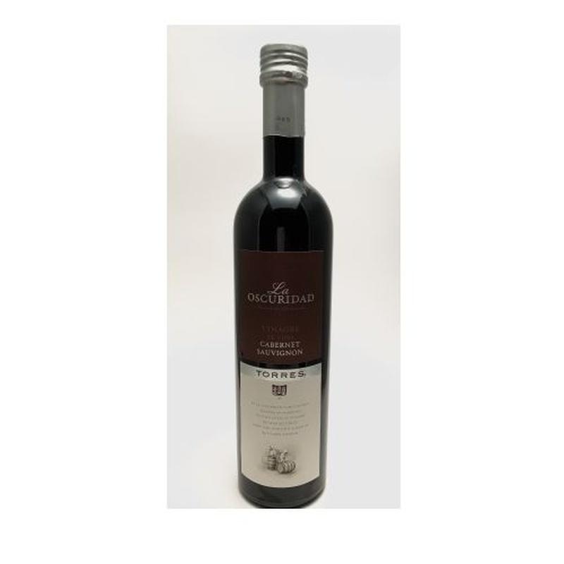 Vinagre tinto Cabernet Sauvignon Oscuridad 50 cl: Selección de productos de Jamonería Pata Negra