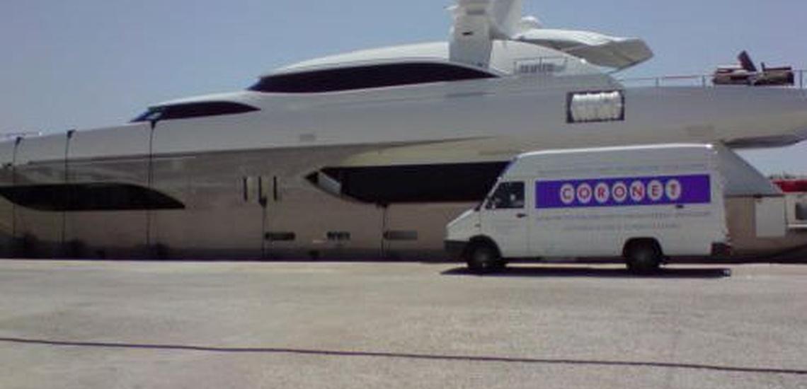 Limpieza de yates en Baleares con el servicio más profesional